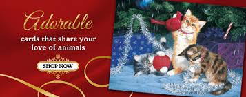 holiday card center