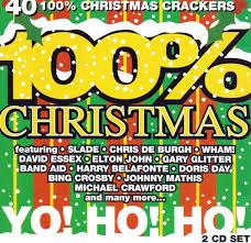 christmas cds 100 christmas 40 100 christmas crackers co uk