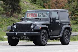 jeep wrangler grey 2 door jl wrangler mule spotted with manual transmission