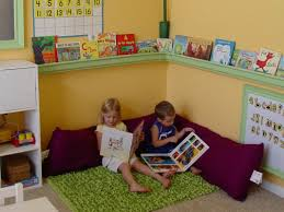 Reading Areas Small Space For Playroom Design Living Room With Style Wall Wooden
