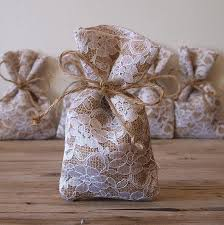 burlap wedding favor bags burlap favor bags50 pc rustic wedding favor bag by myrusticdream