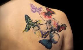 the butterfly effect tattoos by aldona szery scene360