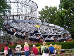Sandusky Ohio Six Flags Cedar Point In Sandusky Ohio