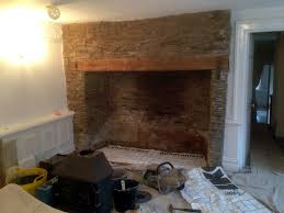 alterations and installation to large fireplace u0026 refurb phoenix