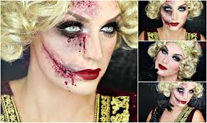 2 looks dramatic flapper zombie flapper youtube