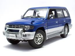 mitsubishi blue car picker blue mitsubishi pajero