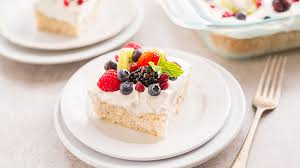 skinny tres leches poke cake recipe tablespoon com