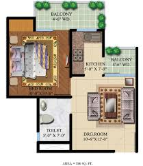 overview spectrum studio apartments at noida extension greater