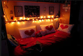 bedroom candles captivating romantic bedroom with candles photos best ideas