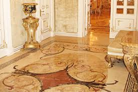 marble floor medallion and border design for luxury homes