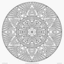 simple mandalas az coloring pages with free mandala coloring pages