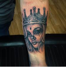 tattoo queen photos 50 attractive queen tattoos designs for women 2018 page 2 of 5