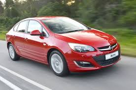 Opel Astra Sedan Automatic Review Cars Co Za