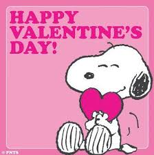 snoopy valentines day happy s day snoopy dog with heart greeting