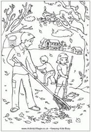 coloring pages of autumn maple tree coloring page fall trees worksheets and leaves