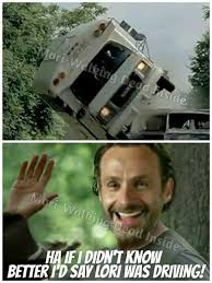 Lori Walking Dead Meme - the walking dead funny meme the walking dead funny memes season 5