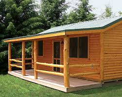 Backyard Cabin Cabins Indianapolis Recreation Unlimited
