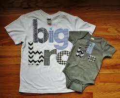 big shirt big bro matching big and by 40winksbyj