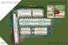 Residential Floor Plan by Wasl Square Residential Floor Plans Justproperty Com
