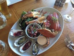 entree en cuisine seafood platter entree picture of mosmans restaurant mosman