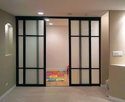 Sliding Door Room Divider Charming Sliding Doors Room Dividers R78 In Simple Home Designing