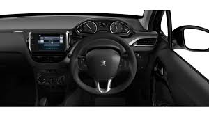 black peugeot new peugeot 208 hatchback 1 2 puretech 82 black edition 3dr