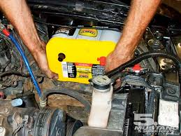 mustang battery ford 5 0 mustang battery relocation tech inspection photo