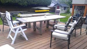 patio ideas painting wood outdoor furniture painted wooden patio