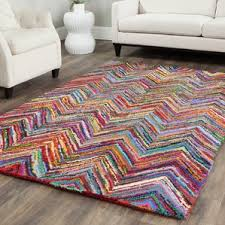Bright Colored Area Rugs Bright Multi Color Area Rugs Wayfair