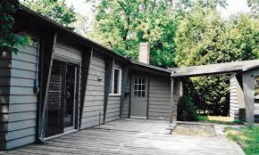 House With Carport by London Trend House Docomomo Canada Ontario