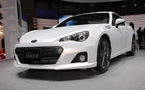first look 2012 subaru brz automobile magazine