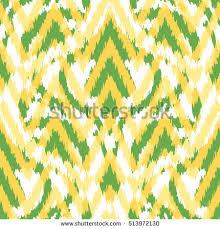 abstract ethnic ikat pattern background stock illustration