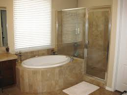 Shower And Tub Combo For Small Bathrooms Excellent Corner Bathtub Shower Combo Small Bathroom Gallery