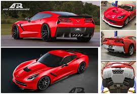 2014 corvette stingray performance chevrolet corvette c7 stingray z51 aero package apr performance