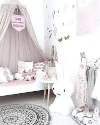 chambre fillette decoration chambre fillette dacco chambre bacbac fille en gris et