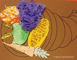 17 best cornucopia images on preschool crafts