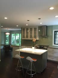Sharp Contrast Defines The Kitchen Blog Interior Visions Llc