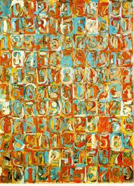 Jasper Johns Map The Arts Jasper Johns Great American Things