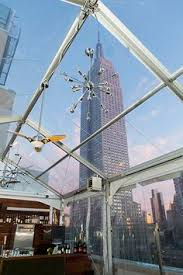 eataly a few beers on their rooftop birreria maybe take a