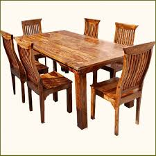 Cool Wooden Dining Table Modern Reclaimed Wood Dining Table Rustic Dining Room Table Plans