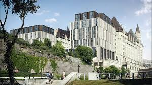 chateau design architect clewes on the château laurier expansion macleans ca