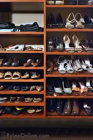 closet shoe shelves warwick ny rylex custom cabinetry u0026 closets