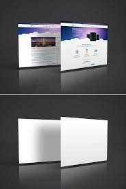 free web page mockup freebies 3d display free graphic design