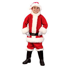 santa costume boys santa suit costume target