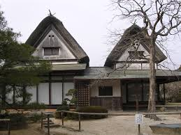 file traditional japanese house jpg wikimedia commons