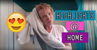 diy highlights on a short hair pixie cut youtube