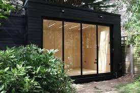 office in my garden garden room pinterest gardens black