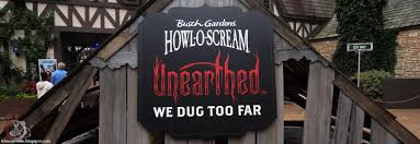 halloween horror nights busch gardens 2015 kitsuneverse haunt review unearthing the secret of scarlett at