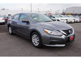 grey nissan altima 2017 nissan altima in naperville il gerald nissan of naperville
