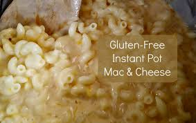 gluten free instant pot mac u0026 cheese earth mama u0027s world